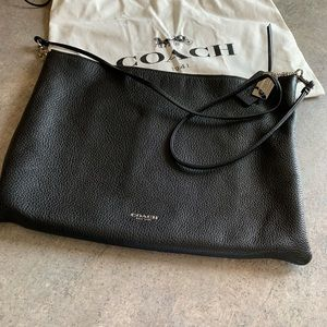 Coach cross over bag|clutch
